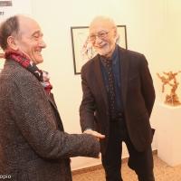 Milano Art Gallery: richiesto il bis per il Maestro Vincenzo Cossari