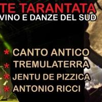 VENERDÌ 21 DICEMBRE ALLA BOCCIOFILA DELLA MARTESANA... PIZZICHE, TARANTELLE E STREET FOOD DAL SUD