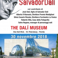 Gli artisti di Spoleto Arte premiati al Salvador Dalì Museum in Florida