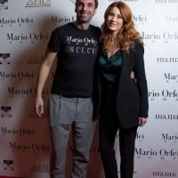 VIP PARTY PER LA PRESENTAZIONE DELLA COLLEZIONE MODA DI MARIO ORFEI