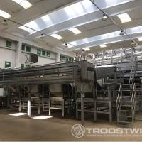 """All'asta macchinari e impianti di """"Annalisa"""" azienda campana operante nel settore alimentare Dal 17 al 24 gennaio 2019 Troostwijk gestirà la vendita online di quasi 500 lotti"""