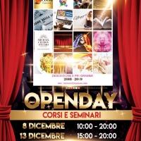 Openday Corsi e Seminari ad Anzio. Lezioni prova gratuite