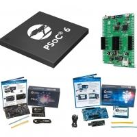 I microcontrollori a basso consumo PSoC 6 di Cypress disponibili da RS Components