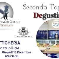 """Degustì  fa tappa da """"Itticheria""""a Pozzuoli per una cena a base di mare e sapori autentici"""