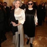 Angela Bellomo veste Irene Pivetti alla Prima de La Scala