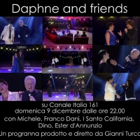 DAPHNE and fiends, in onda ieri sera.