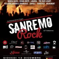 32° Sanremo Rock - settimana di selezioni in Toscana e Abruzzo/Molise