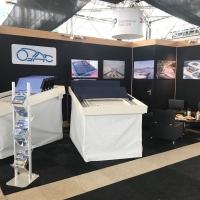 I sistemi di copertura OPAC, combinazione di tecnologia e design, esposti al Metstrade di Amsterdam,