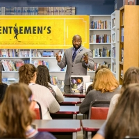 Il nipote di B.B.King insegna i diritti umani ai ragazzi della Florida