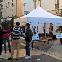 Celebrato il 70° anniversario della Dichiarazione Universale dei Diritti Umani in Corso Palestro