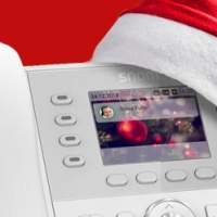 L'atmosfera natalizia? Te la regala il tuo telefono!
