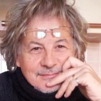 Lo scrittore Gino Marchitelli in apertura di Fermo Noir 2018