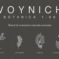 Voynich, il brand di cosmetica naturale avanzata in esclusiva solo da Pinalli