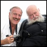 Due grandi si incontrano: Hermann Nitsch e Augusto De Luca