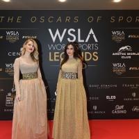 Eles Italia Gran Soirée: sofisticata femminilità ed eleganza estrema per il Monaco WSLA 2018
