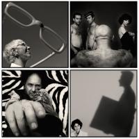 Facce famose nelle foto di un importante fotografo: Augusto De Luca