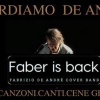 Sabato 12 gennaio serata dedicata a Fabrizio De André allo Stadium di Milano