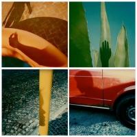 Le polaroid di grande classe del fotografo Augusto De Luca