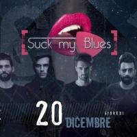 Suck my Blues: il 20 dicembre live a Lecce, festa in musica in prossimità  del Natale