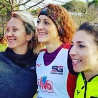 Sul podio della Corri per il Verde vedremo le donne della Sbarra & Grilli