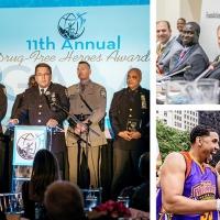 I volontari di Un Mondo Libero dalla Droga organizzano eventi a New York