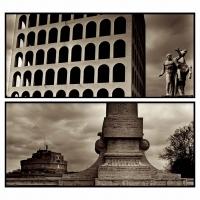 La spettacolare Roma dell'originale fotografo Augusto De Luca