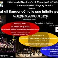 """""""Il Bandoneón e le sue infinite possibilità"""""""