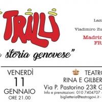 I Trilli: una storia genovese al Teatro Govi
