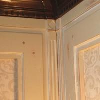 Boiserie Roma- FALEGNAMERIA crea eleganza boiserie in legno Roma