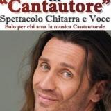 """Povia in """"Cantautore"""" Spettacolo Chitarra e Voce"""
