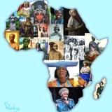 LE REGINE ED EROINE D'AFRICA AMBASCIATRICI DI PACE PER IL MALI