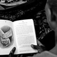 Volontari a Castelplanio per augurare un buon 2019 con un codice morale basato unicamente sul buon senso - La via della felicità di L. Ron Hubbard.