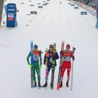 De Fabiani fantastico 2° al Tour de Ski