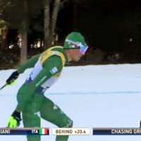 De Fabiani chiude al 9° posto il Tour de Ski