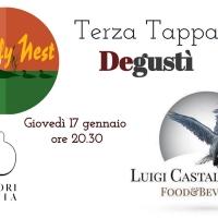 Nuova tappa gourmet per Degustì a Monte di Procida al Family Nest con la Luigi Castaldi Group