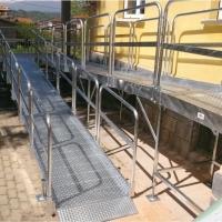 Rampe per disabili Ilma per superare le barriere architettoniche