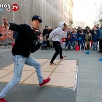 Milano: La cultura dell'arte di strada esiste da sempre