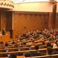 Roma celebra il 70° anniversario della Dichiarazione Universale dei Diritti dell'Uomo