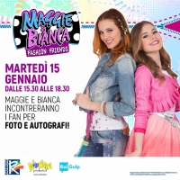 """Maggie & Bianca Fashion Friends"": il Meet&Greet a Mondojuve"