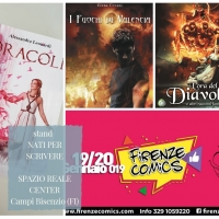 NPS Edizioni a Firenze Comics