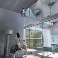 """Maurizio Marcato ripropone """"Restaurando il futuro"""": una mostra fotografica 3D che fonde la realtà con il virtuale"""