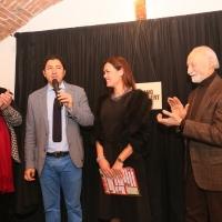 Villa, Nugnes, Rossotti e Gattinara presentano il Simposio d'Arte alla Milano Art Gallery