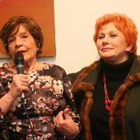 Milano Art Gallery: bagno di folla per il vernissage di Renata Bertolini che inaugura coi vip