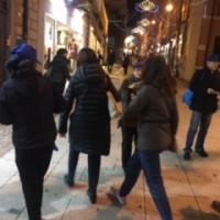 Ancora i libretti sui DIRITTI UMANI  nelle strade di Cagliari