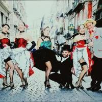 """Replica straordinaria spettacolo """"Napoli & il Cafè Chantant"""" al Gran Salone Margherita."""