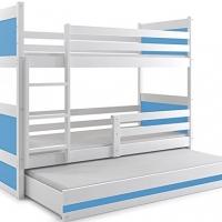 Un comodo letto per la casa vacanze con poco spazio