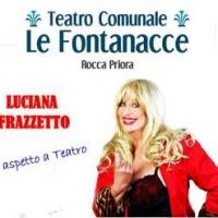 Gianluca Giugliarelli al Teatro Comunale Le Fontanacce di Rocca Priora (Roma)