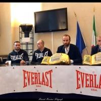 Boxe, Circo Nero e Associazione Un gancio al Parkinson - Conferenza stampa in Palazzo vecchio per l'evento a Teatro Verdi del 6 febbraio