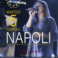 Al via da Napoli i casting 2019 per partecipare a Una Voce per l'Europa