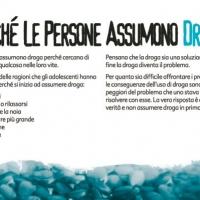 Essere contro la Droga con la prevenzione a Collio.